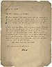 This letter was recreated from the text of the original letter published in a 1918 newspaper, and the original document was lost to time. It was the last letter from a WWI Connecticut soldier, Philip Edwards, to his parents.