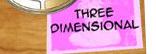 Three-dimensional