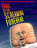Larry Blamire's wonderful film about a small town infestation of crawling alien foreheads that begin attaching to people and taking them over and a scientist's experiments to extract foreheadazine but then things go horribly, horribly wrong! Along with a comic book based on characters from the film, I designed the opening titles which were wonderfully animated and brought to life by the incomparable Bill Bryn Russell.